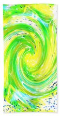 Spirit Of Nature I I Beach Towel
