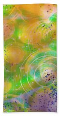 Spirit Of Nature I I I Beach Towel