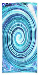 Spirit Of Sky I Beach Towel