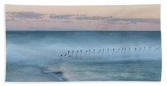 Beach Sheet featuring the photograph Spirit Of The Ocean by Az Jackson