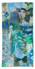 Spirits Of The Sea Beach Towel