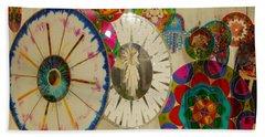 Spiritual Decoration Beach Towel by Beto Machado