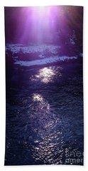 Spiritual Light Beach Sheet by Tatsuya Atarashi