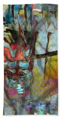 Spirit Quest Beach Towel by Kathie Chicoine