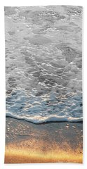 Splash Beach Sheet by Glenn Gemmell