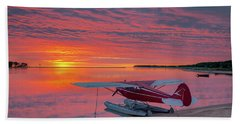 Splash-in Sunrise Beach Towel