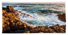 Splash Of Colour Beach Towel