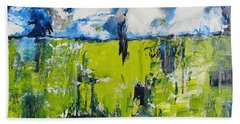 Splendor Of Nature Beach Towel by Lisa Boyd