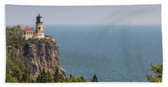 Split Rock Lighthouse Beach Sheet