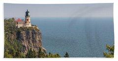 Split Rock Lighthouse Beach Sheet