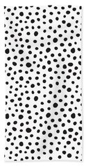 Spots Beach Towel