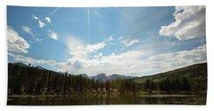 Sprague Lake Beach Sheet