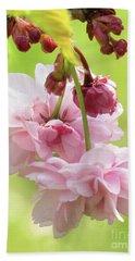Spring Blossoms #8 Beach Towel by Kim Tran