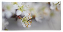 Spring Blossoms Beach Towel