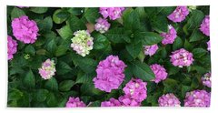 Spring Explosion Beach Towel