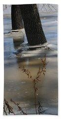 Spring Flood Beach Towel