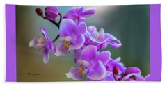Spring For You Beach Towel by Marvin Spates
