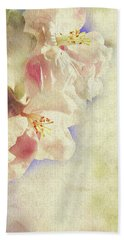Spring In  Garden Beach Towel