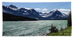 Many Glacier Beach Sheet