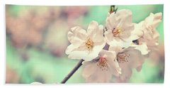 Beach Towel featuring the photograph Spring Is Coming by Delphimages Photo Creations