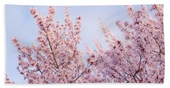 Beach Sheet featuring the photograph Spring Is In The Air by Ana V Ramirez