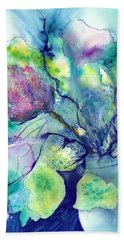 Spring Is In The Air - Flower Bouquet Beach Towel