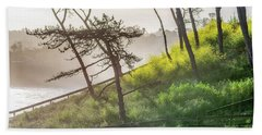 Spring Morning Beach Towel