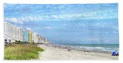 Springmaid Beach Beach Towel