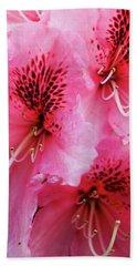 Springtime Azalea Beach Sheet