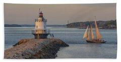 Sprint Point Ledge Sails Beach Towel