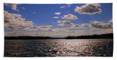 Squam Lake Beach Sheet