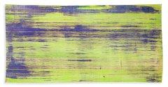 Art Print Square5 Beach Towel