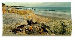 Squibby Cliffs And Mackerel Sky Beach Sheet