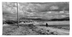 Srah Beach Belmullet Beach Towel