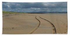 Srah Beach Claggan Island Beach Towel
