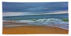 St Augustine Beach Florida Beach Towel
