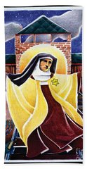St. Edith Stein - Mmedi Beach Sheet