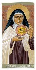 St. Edith Stein Of Auschwitz - Rleds Beach Sheet