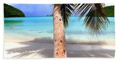 St John Usvi Beach Sheet by Fiona Kennard