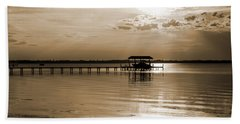 St. Johns River Beach Towel