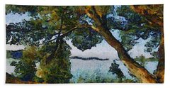 St. Lawrence Point Beach Towel