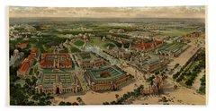 St. Louis Worlds Fair 1904 Beach Towel