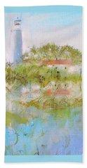 St Marks Lighthouse Beach Sheet