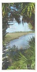 St. Mark's Marshes Beach Sheet