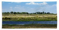 St. Marks Wildlife Refuge Beach Towel