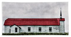 St. Mary Church, Babb, Mt Beach Sheet