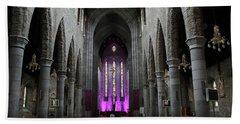 St. Mary's Cathedral, Killarney, Ireland 2 Beach Towel