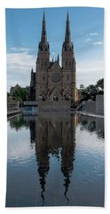 St Mary's Cathedral Beach Towel