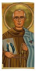 St. Maximilian Kolbe - Jckol Beach Sheet