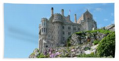 St Michael's Mount Castle Beach Sheet